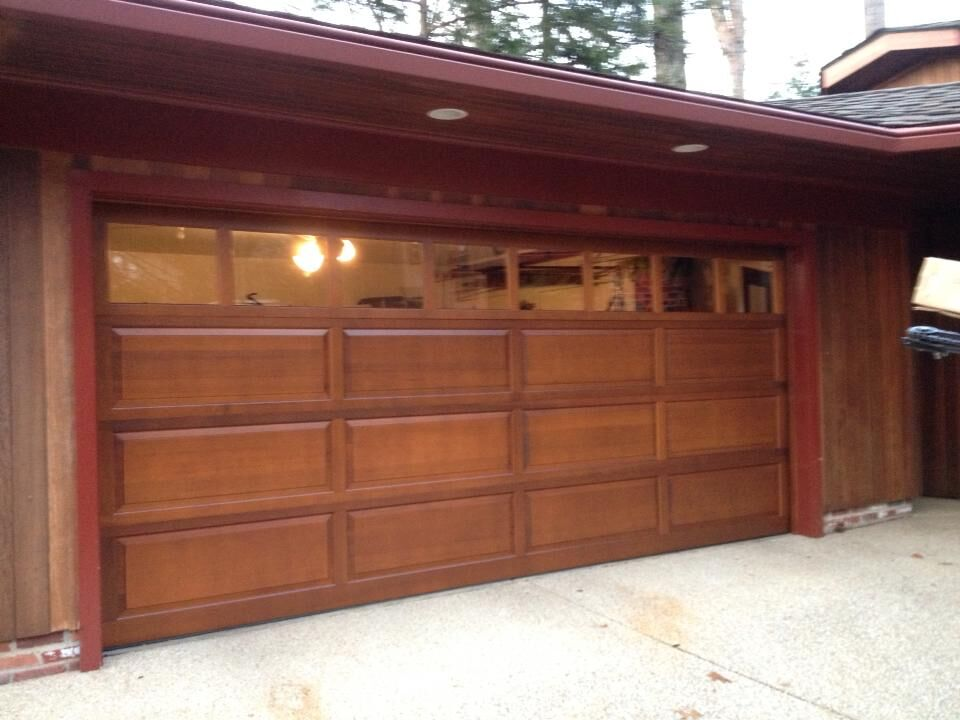 Garage door repair manassas va dandk organizer for Garage motor installation cost